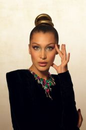 Bella Hadid - Vogue Brazil September 2017