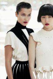 Bella Hadid - Vogue Magazine China (2017)