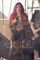 Bella Thorne at the Billboard Hot 100 in New York