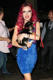 Bella Thorne - Leaving the Viceroy L