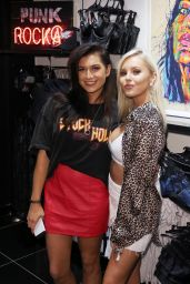 Betsy Blue-English – Ann Summers New Store Launch in London 08/25/2017