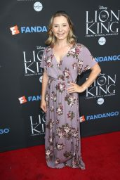 "Beverley Mitchell – ""The Lion King"" Sing-Along Screening in Los Angeles 08/05/2017"