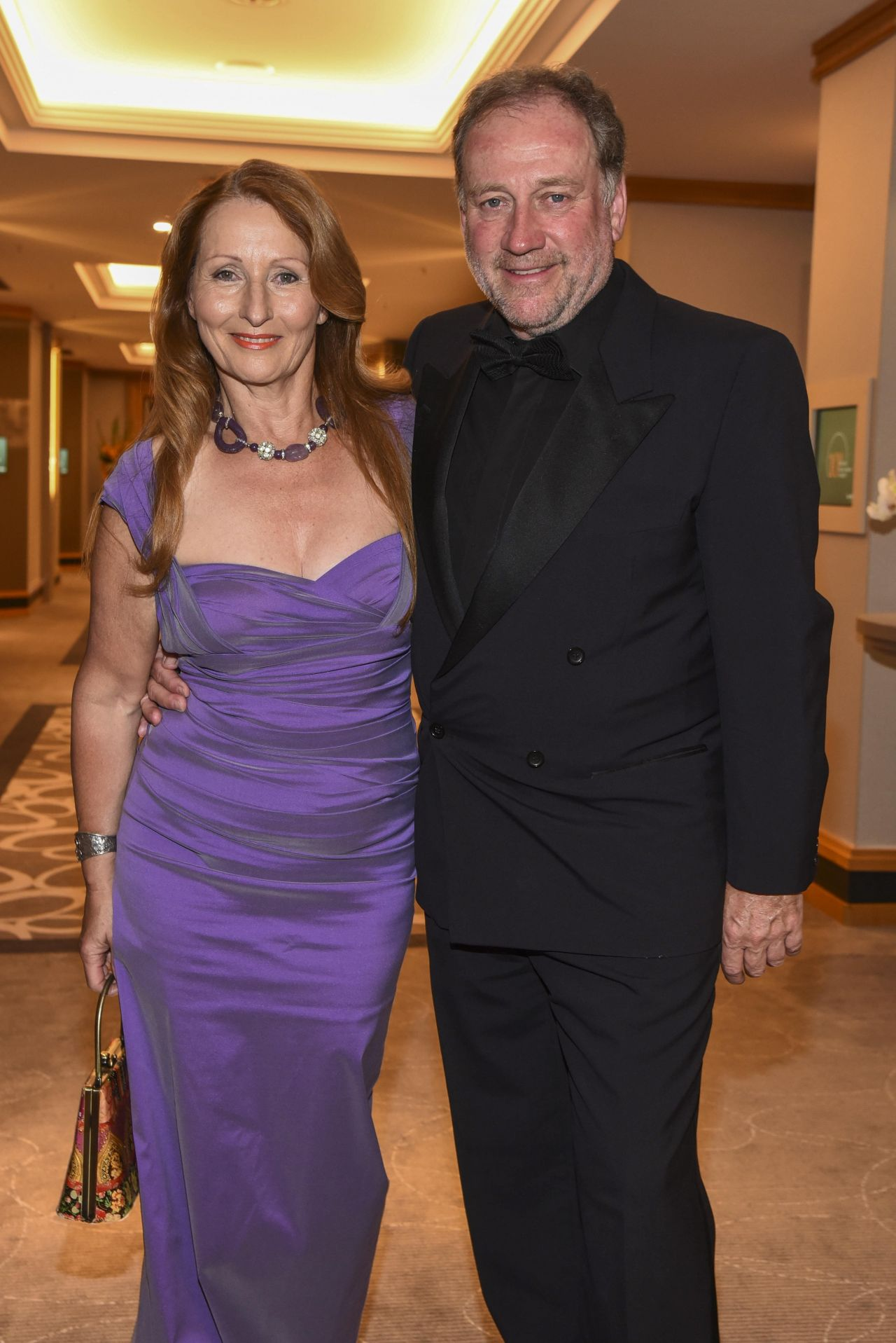 Susanne kemmler grk golf charity masters gala in leipzig new images
