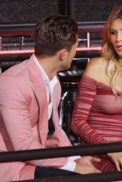 Brandi Glanville – Celebrity Big Brother Final Eviction TV Show in Borehamwood 08/25/2017