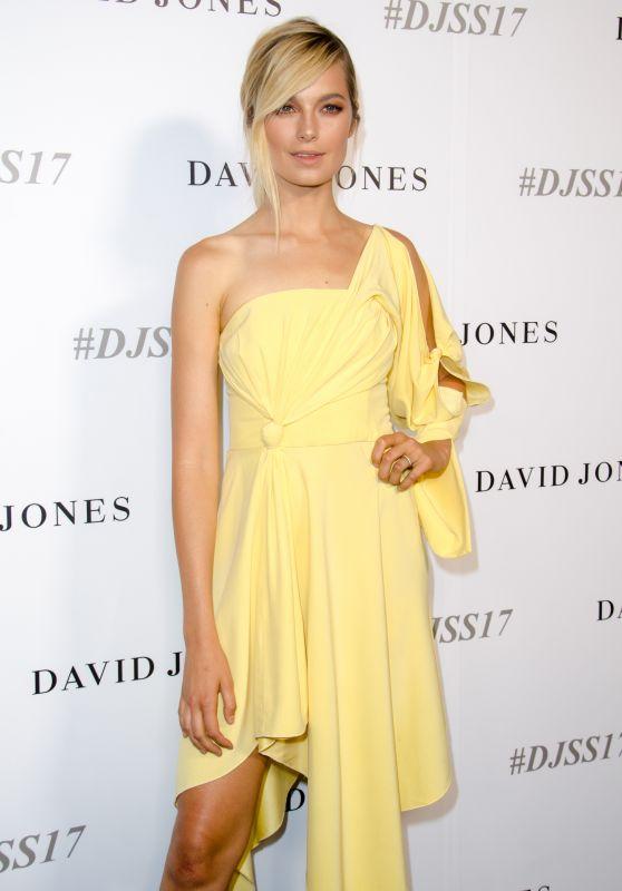 Bridget Malcolm – David Jones Fashion Show in Sydney, Australia 08/09/2017