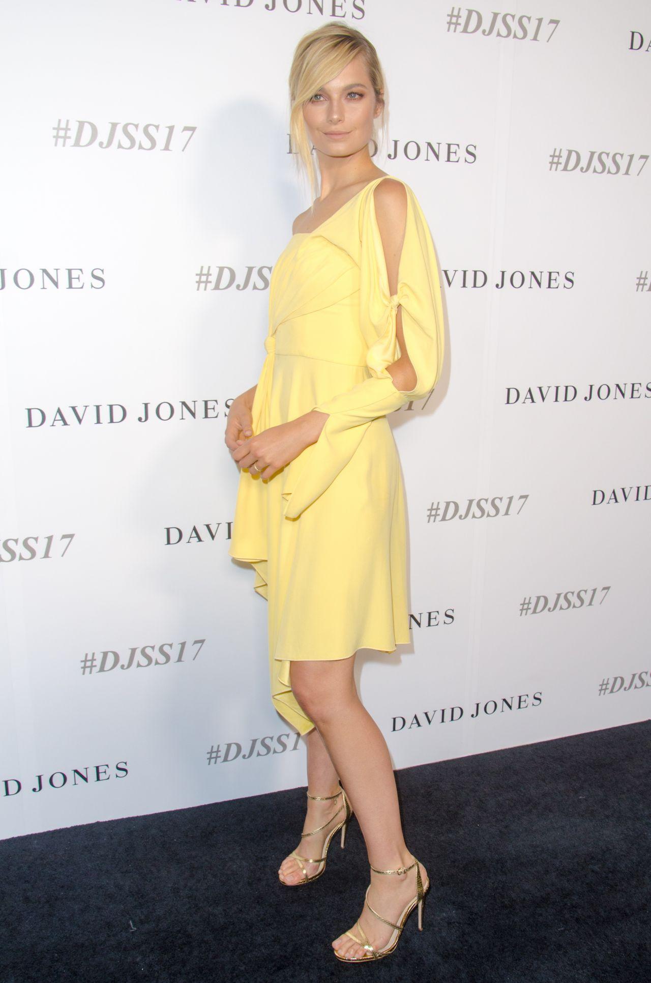 43aa2bce5756 Bridget Malcolm – David Jones Fashion Show in Sydney, Australia 08/09/2017