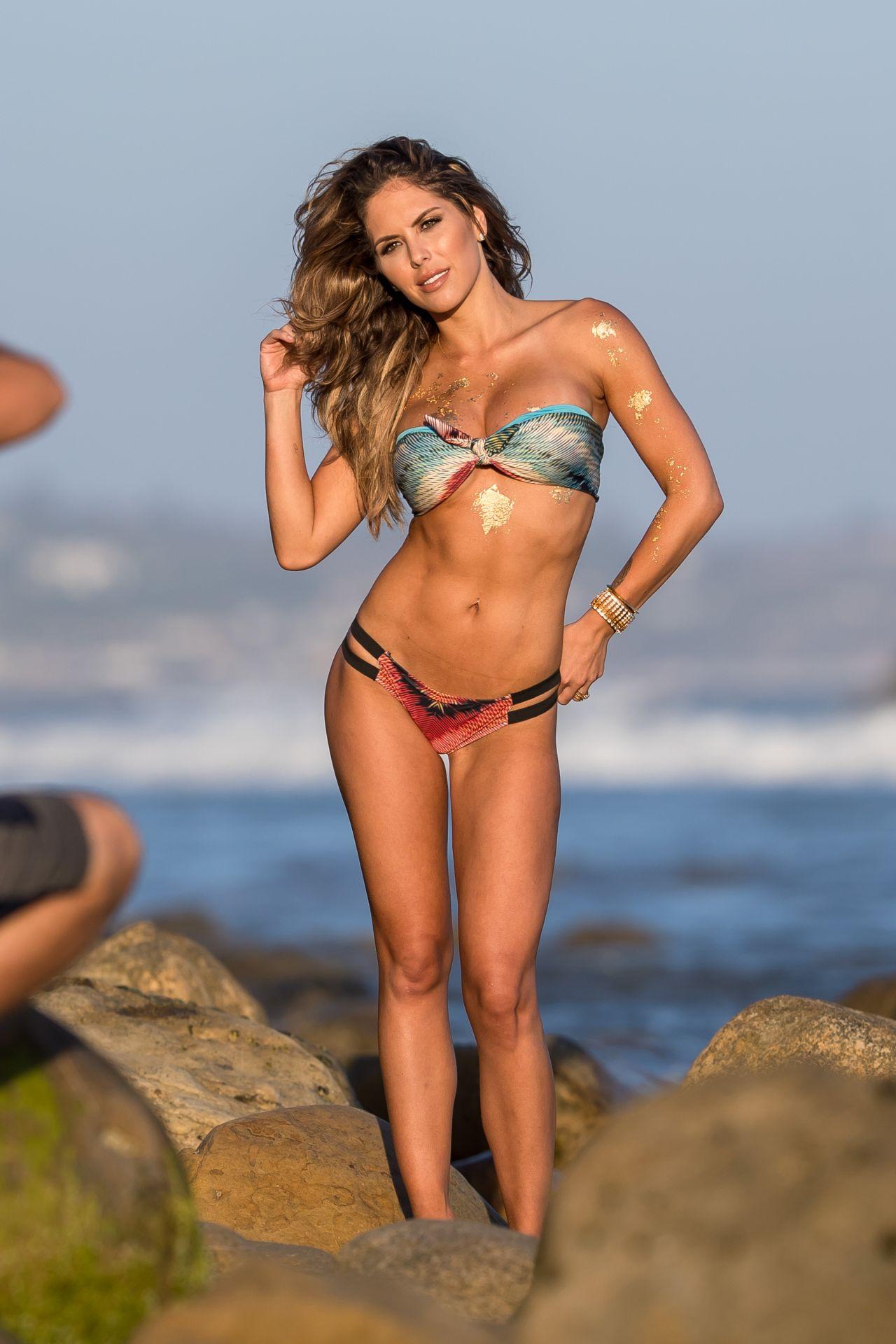 Brittney Palmer - Fitness Gurls Magazine Photoshoot in ...