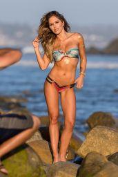 Brittney Palmer - Fitness Gurls Magazine Photoshoot in Malibu 08/10/2017