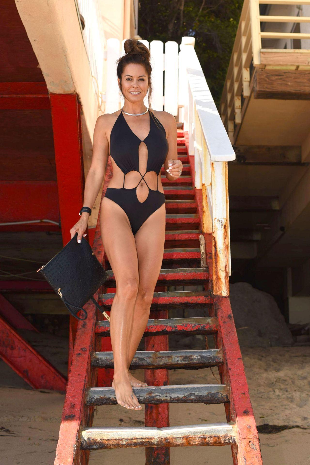 Erotica Brooke Burke-Charvet  naked (94 foto), Snapchat, butt