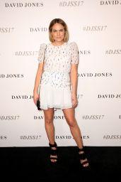 Brooke Testoni – David Jones Fashion Show in Sydney, Australia 08/09/2017