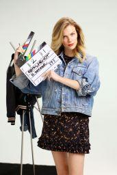 Brooklyn Decker - Filming the RetailMeNot #DealBrag Campaign in NY 08/21/2017