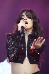 Camila Cabello - Performs at 2017 Billboard Hot 100 Festival at Jones Beach Theater in Wantagh, NY