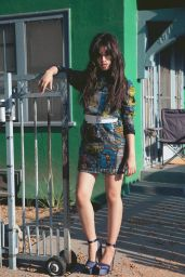 Camila Cabello - Photographed for Flaunt Magazine Issue #155, 2017
