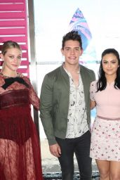 Camila Mendes – Teen Choice Awards in Los Angeles 08/13/2017