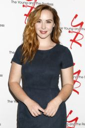 Camryn Grimes – Young and Restless Fan Event 2017 in Burbank
