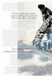 Cara Delevingne - ELLE Magazine UK September 2017 Issue