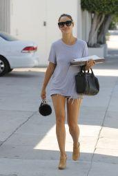 Cara Santana Shows Off Her Legs - Beverly Hills 08/11/2017
