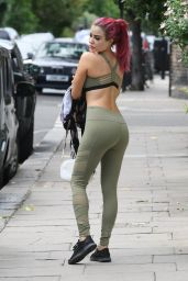 Carla Howe - Out in Mayfair 08/05/2017