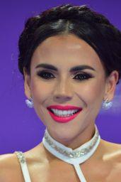 "Carolina Gaitan – ""Premios Tu Mundo"" in Miami 08/24/2017"