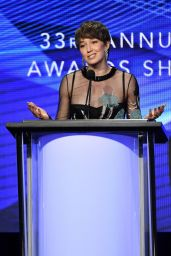 Carrie Coon – TCA Awards at the TCA Summer Press Tour in LA 08/05/2017