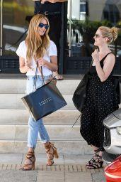 Cat Deeley - Shopping at Barneys New York in Beverley Hills 08/10/2017