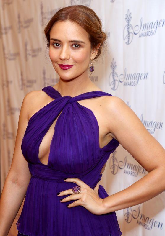 Catalina Sandino Moreno – Imagen Awards in Los Angeles 08/18/2017