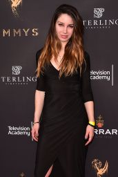 Celeste Fianna – Daytime Television Stars Celebrate Emmy Awards Season in LA 08/23/2017