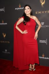 Celeste Thorson – Emmys Cocktail Reception in Los Angeles 08/22/2017