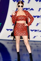 Chanel West Coast – MTV Video Music Awards in Los Angeles 08/27/2017