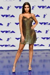 Chantel Jeffries – 2017 MTV Video Music Awards in Los Angeles 08/27/2017