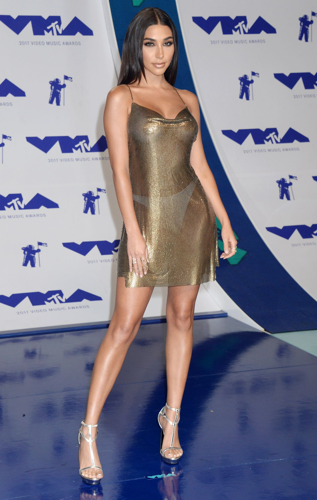 Chantel Jeffries – 2017 MTV Video Music Awards in Los ...