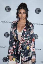 Chantel Jeffries – Beautycon Festival in Los Angeles 08/12/2017