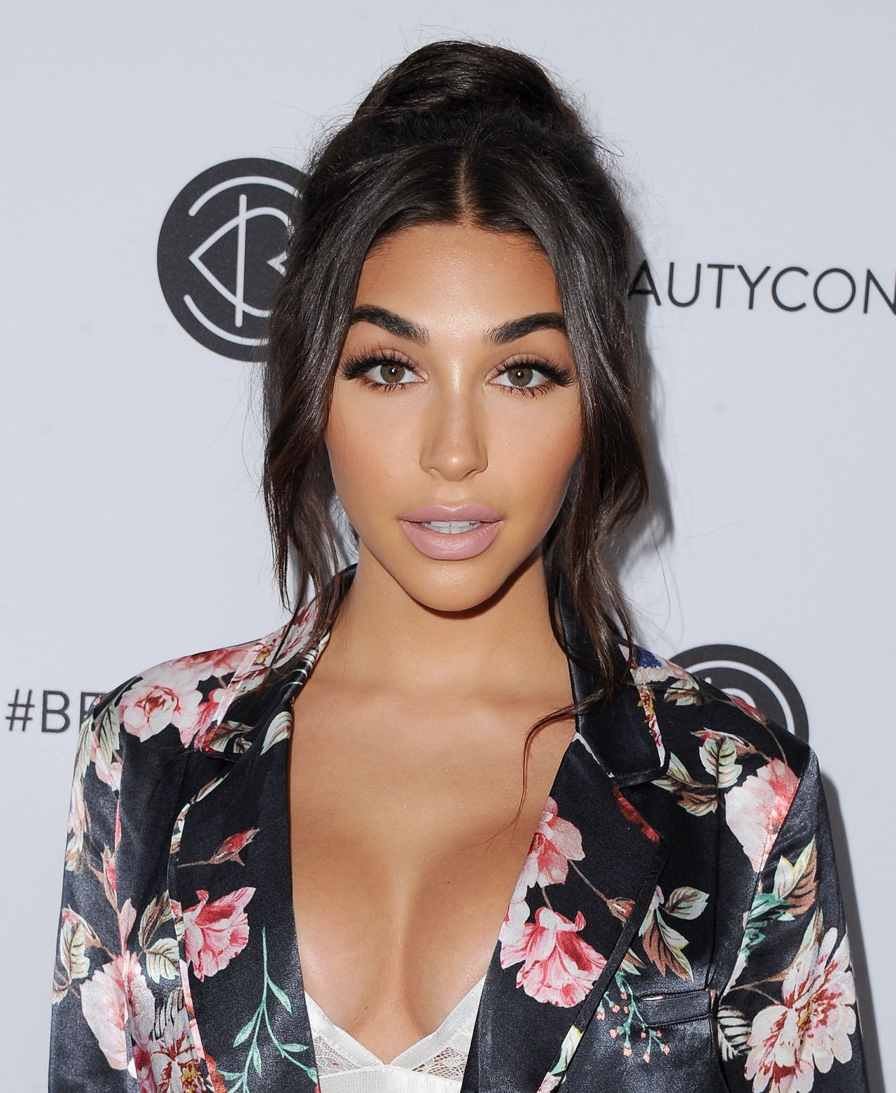 Chantel Jeffries Beautycon Festival In Los Angeles 08 12