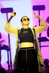Charli XCX - Performs at Reading Festival in Reading, UK 08/27/2017