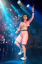 Charli XCX - Performs Live at G-A-Y Club Heaven in London 08/26/2017