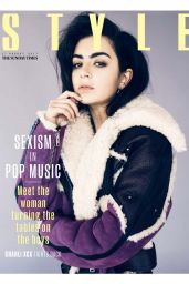 Charli XCX - The Sunday Times Style August 2017 Issue