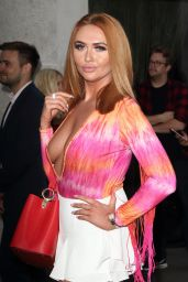 Charlotte Dawson – LOTD Launch Party in London, UK 08/16/2017