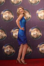"""Charlotte Hawkins – """"Strictly Come Dancing"""" Launch in London 08/28/2017"""