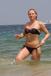 Cheyenne & Valentina Pahde in Bikini - Ibiza 07/31/2017