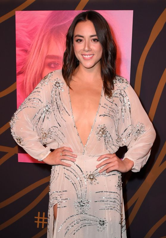 Chloe Bennet – Variety Power of Young Hollywood at TAO Hollywood in LA 08/08/2017