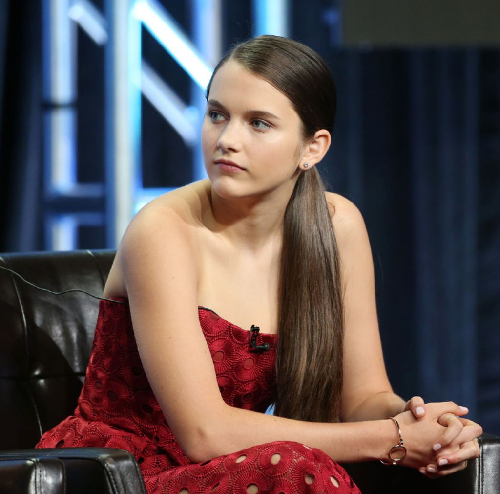 "Kevin Moore August >> Chloe East - ""Kevin (Probably) Saves the World"" TV Show Panel at the TCA Summer Press Tour in LA ..."