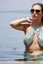 Chloe Goodman Hot in Bikini - Barbados 08/18/2017
