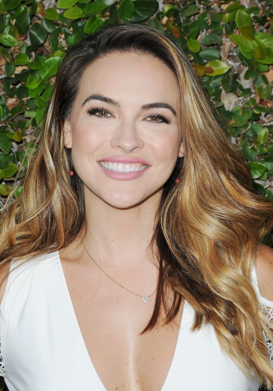 "Chrishell Stause - ""Daytime for Dogs"" To Benefit Dharma Rescue for Disabled Dogs, Los Angeles 08/18/2017"