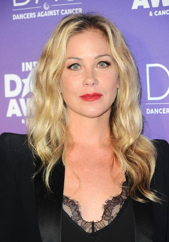 Christina Applegate - Industry Dance Awards in Hollywood 08/16/2017
