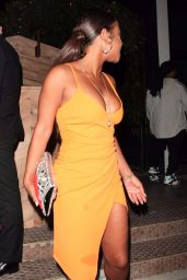 Christina Milian at Poppy Club - New Hot Spot in West Hollywood 08/25/2017