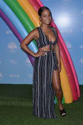 """Christina Milian - """"True And The Rainbow Kingdom"""" TV Show Premiere in LA 08/10/2017"""
