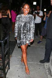 Christina Milian - VMA After Party at TAO Restaurant in LA 08/27/2017