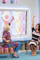 Christine Bleakley - Lorraine TV Show in London 08/02/2017
