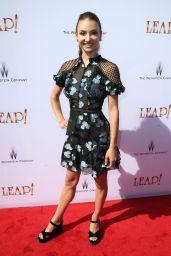 "Christine Shevchenko – ""Leap!"" Premiere in Los Angeles"