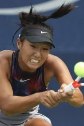 Claire Liu – 2017 US Open Tennis Championships in NY 08/28/2017